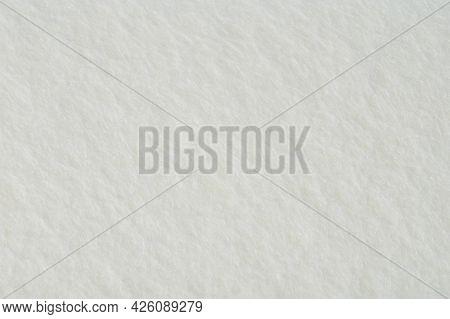 White Fiber Texture Background