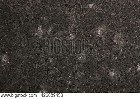 Black Abstract Composite Surface Texture