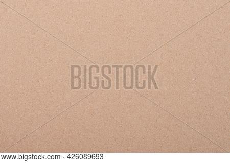 Texture Of Clean Beige Color Paper