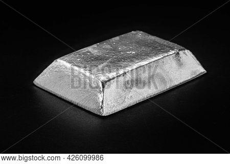 Tin Ingot, Metal Used To Produce Various Metal Alloys, Anti Corrosive