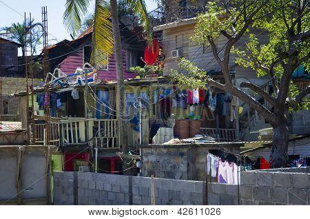 Honduran Slum