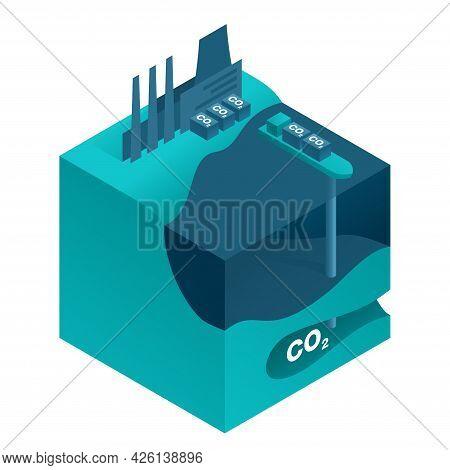 Underground And Underwater Storage Of Co2 - Transportation Of Carbon Dioxide, Utilization And Storag