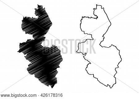 Berchtesgadener Land District (federal Republic Of Germany, Rural District Upper Bavaria, Free State