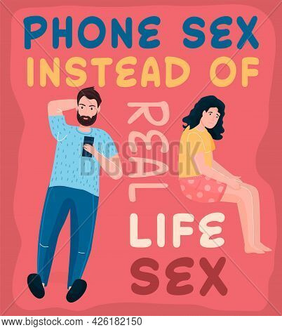 Do You Check Your Phone During Sex. Marriage Problems.