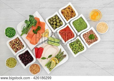 Low glycemic health food for diabetics for a healthy lifestyle with foods below 55 on the GI scale. All foods high in antioxidants, fibre, protein, omega 3, vitamins, smart carbs and minerals.