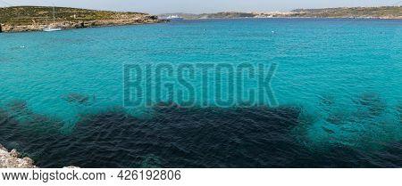 Blue Lagoon on Malta Blue Lagoon on Malta