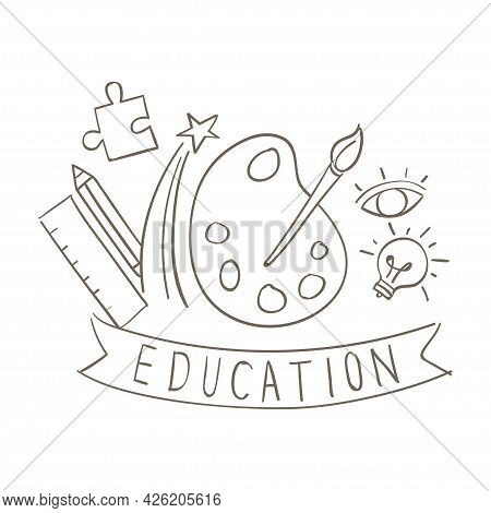 Concept Of Education Background