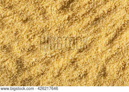Panko Japanese Bread In Crumbs In Yellow Version - Healthy Food