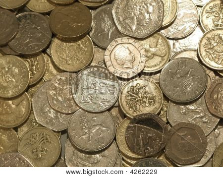 British Sterling Money