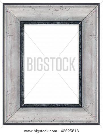 Stylish Silver Frame
