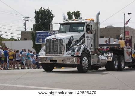 Big Bayland Semi Truck
