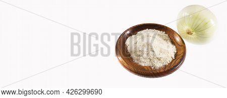 Allium Cepa - Dried White Onion Powder