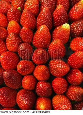 Indulge In The Flavor And Fragrance Of Strawberries To Celebrate The Very Beautiful National Strawbe