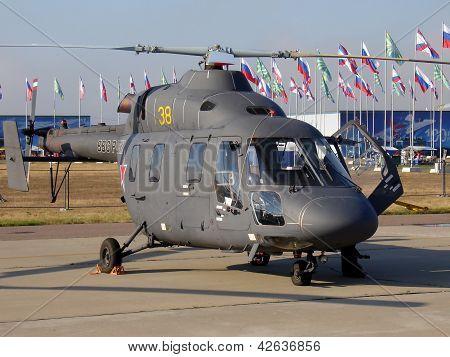 Helicopter Ansat-U