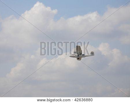 Plane Catalina Oa-10