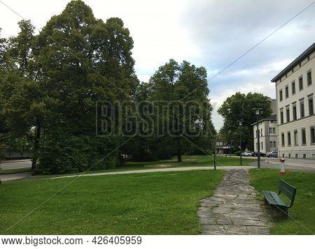 Altersheim - Alterswohnsitz Bürgerspital (homes For The Elderly With Nursing Care Or Alters- Und Pfl