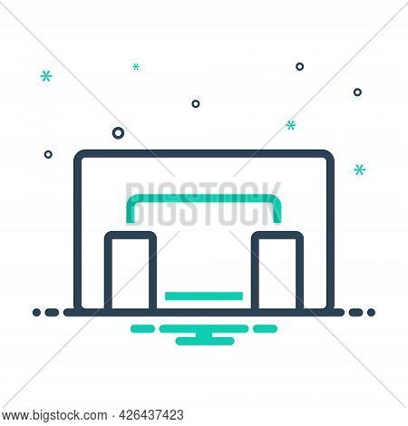 Mix Icon For Multidevice Devices Electronic Technology Responsive