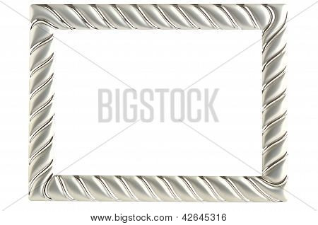 Metallic Photographic Frame