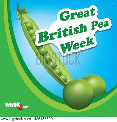 A Festive Event Celebrated In July - Great British Pea Week
