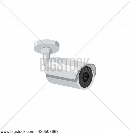 Outdoor Security Camera, Cctv Surveillance System For Safety People.