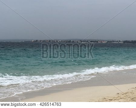 Indian Ocean Coast. Zanzibar Island. Africa. Typical View.