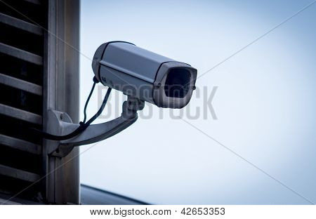 Surveillance Camera Side