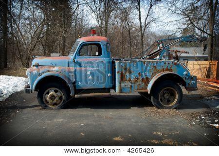Carro de remolque Vintage