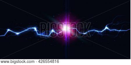 Lightning Strike Collision, Thunder Flash Battle Versus, Electric Shock Strike, Battery Charge, Fire