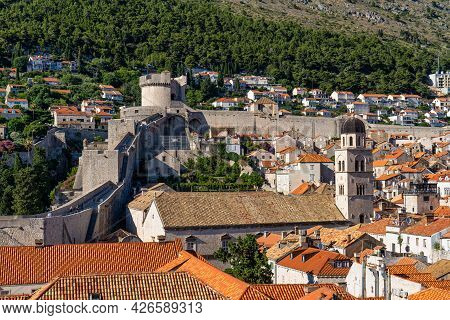 St. Saviour Church, Church Of Holy Savior And Franciscan Monastery Crkva Sv. Spasa - A Small Votive