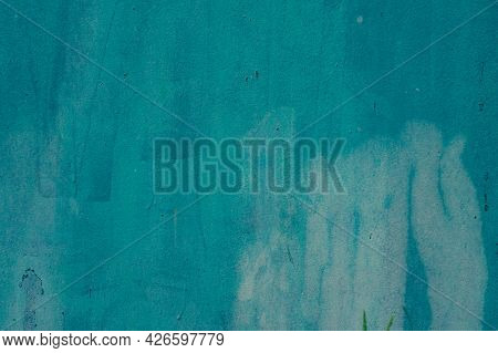 Old Painted Grunge Wall Background Texture For Design