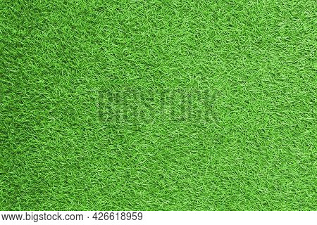 New Green Artificial Turf Flooring Texture And Background Seamless