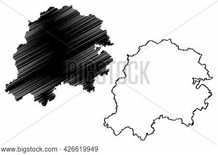 Hersfeld-rotenburg District (federal Republic Of Germany, Rural District Kassel Region, State Of Hes