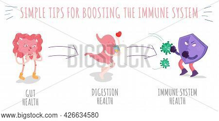 Simple Tips For Boosting The Immune System.