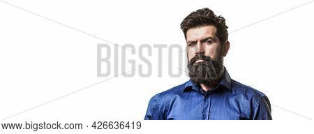 Male Beard And Mustache. Elegant Man And Business. Sexy Male, Brutal Macho, Hipster. Elegant Handsom