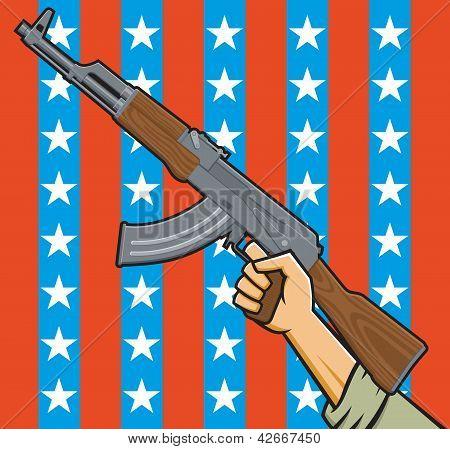 American Assault Rifle