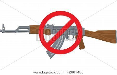 No Assault Rifle