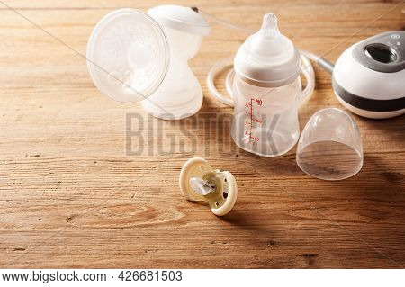 Yellow Baby Pacifier