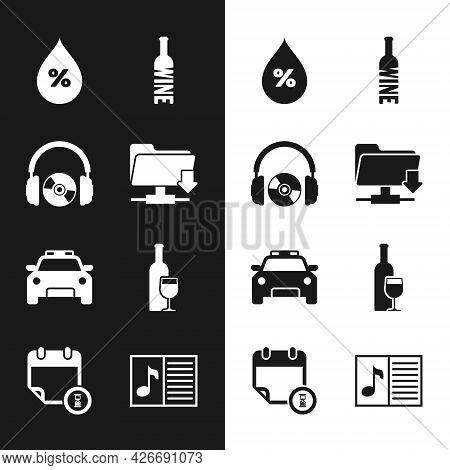 Set Ftp Folder Download, Headphones And Cd Or Dvd, Water Drop Percentage, Bottle Of Wine, Police Car