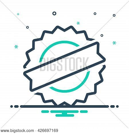 Mix Icon For Premium-quality Premium-quality Guarantee Approval Best-quality Stamp Seal Certificate