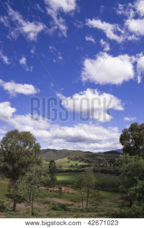 Howqua Valley, Country Victoria