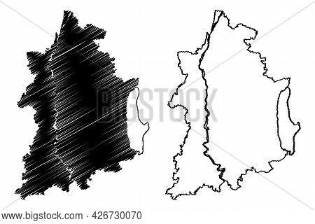 Landsberg District (federal Republic Of Germany, Rural District Upper Bavaria, Free State Of Bavaria