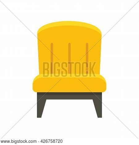 Couch Armchair Icon. Flat Illustration Of Couch Armchair Vector Icon Isolated On White Background