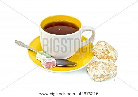 tea With Baursaks And Lokum.jpg