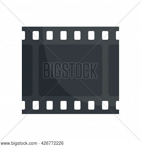 Film Picture Icon. Flat Illustration Of Film Picture Vector Icon Isolated On White Background