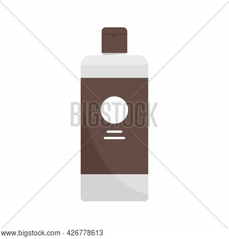 Hair Dye Icon. Flat Illustration Of Hair Dye Vector Icon Isolated On White Background