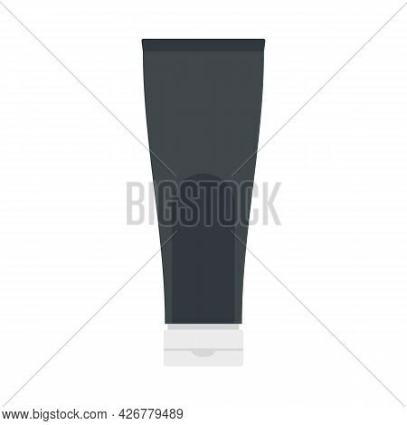 Conditioner Creme Tube Icon. Flat Illustration Of Conditioner Creme Tube Vector Icon Isolated On Whi
