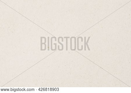Light Beige Texture Of Paper, Delicate Shade For Artwork. Modern Background