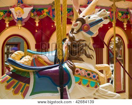 Indoor Carousel Ride
