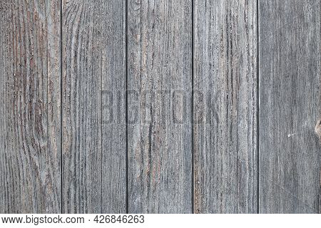 Gray Vertical Planks Texture, Wooden Backgrounds, Wood Light Natural Timber Floor, Rustic Panel, Vin