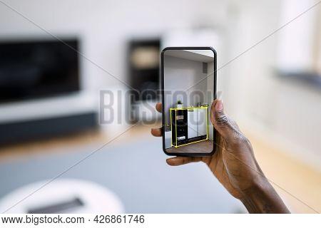 Ar Mobile Phone Furniture Measurement App And Virtual Meter